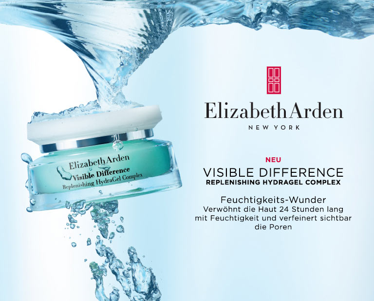 Visible Difference Replenishing HydraGel Complex - Elizabeth Arden Österreich Hautpflege
