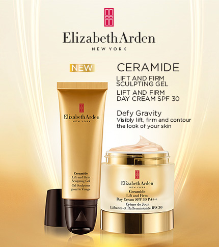 Ceramide Lift and Firm Sculpting Gel - Elizabeth Arden Österreich Hautpflege